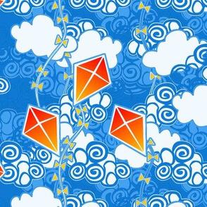 ©2011 go fly a kite bright sky