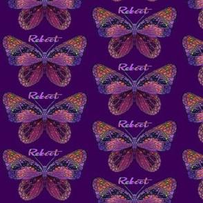 Purple Butterfly Reboot 3