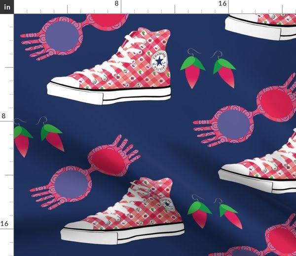 2969737a16dcf Fabric by the Yard Luna Lovegood