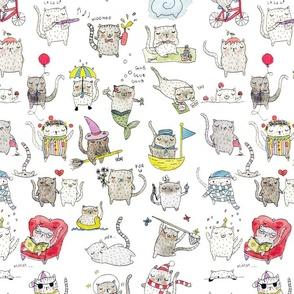 Tiny Cats