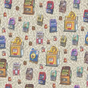 Dean's Slot Machines & Coins