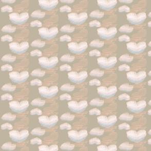 Lenticular Clouds - pastel