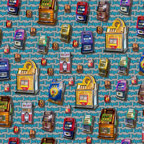 Dean's Slot Machines ~ Jackpot!