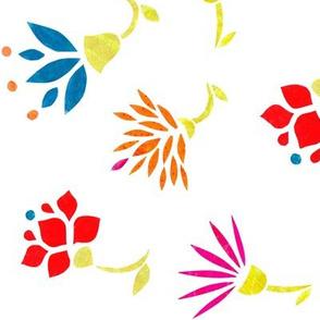 Cutout Flower 1