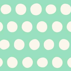Big Dots: Mint