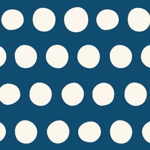 Big Dots: Navy