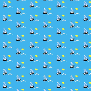 monkey island / boat