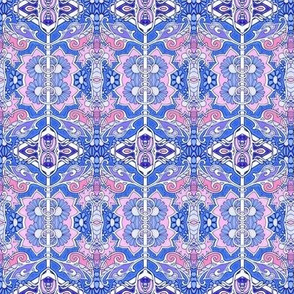 Soliloquy in Pink and Blue