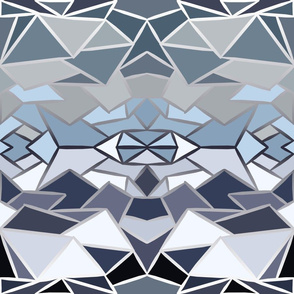032 Geometric winter