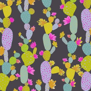Whimsical Cactus 2