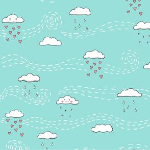 emotional clouds