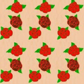Flora Flower Roses