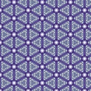 Kokoti's Triangles (Blue)