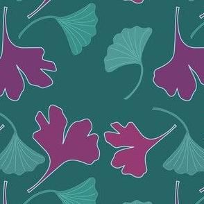 GINGKO-fabric-2b-green-purple