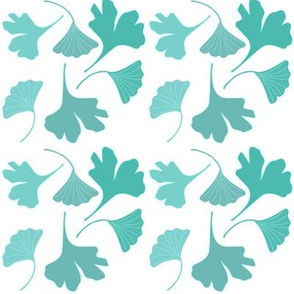 GINGKO-fabric-bluegreens-WHITE