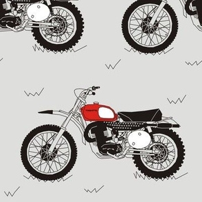 1970 Husky 400