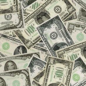 Dean's Big Money