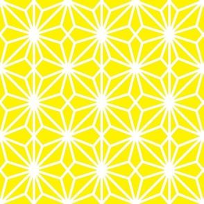 Flower Lattice Lemon