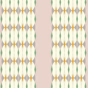 Colors of Spring 2011: Argyle Ovals