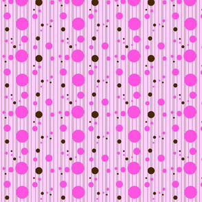 Pink Dot Stripe