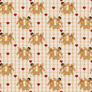 Gingerbread Man Family