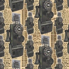 Dean's Antique Pay Phones & Listings