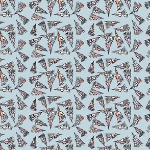 Inca Birds