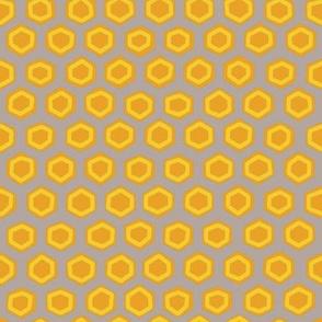 Hex inlines in honey
