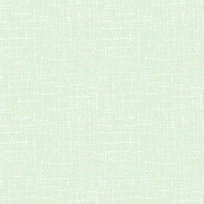 pale green barkcloth with white and cream