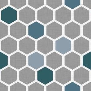 Bluebees-Geometric