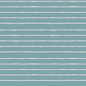 swim lane stripe in pool blue