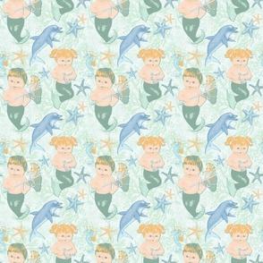 Mer Kids Dolphin Fun 2