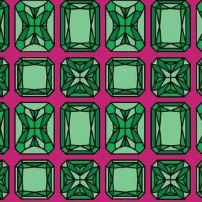 clarity - emerald_pink