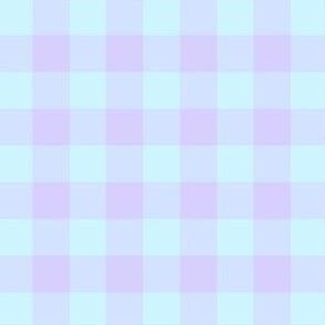 pastelbluepurplegingham