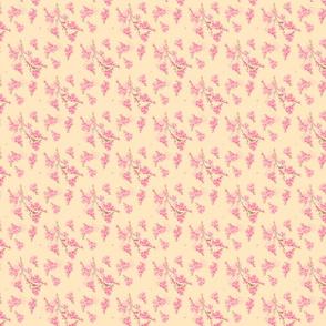 Cherry Blossom Branches- ditsy