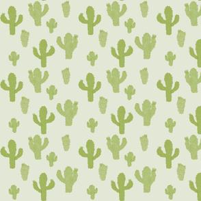 cactus pinatas (green)