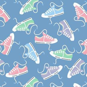 Sneakers Blue