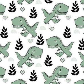 T-Rex Dinos in Sagey