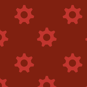 Red Cogs