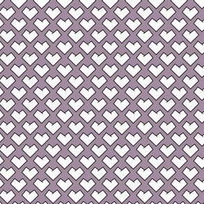 Pointy Hearts - Plumy