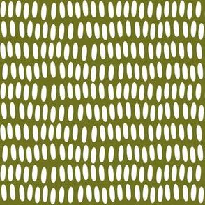 Prehistoric Confetti - Green