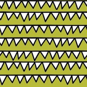 Dino Teeth - Green