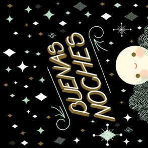 Buenas Noches - Minky