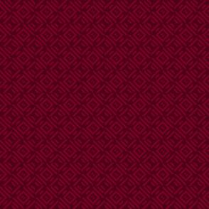 dark red maroon tribal pattern