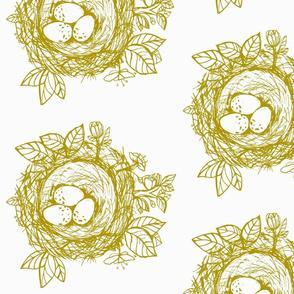 Sketched_bird_nest-gold