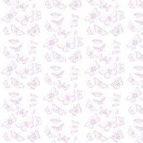 butterfly kisses Lavender