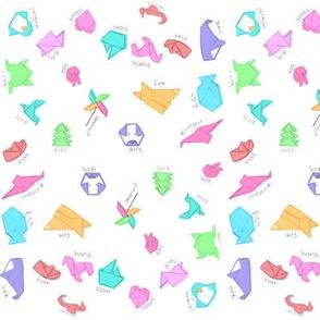 Origami Assortment