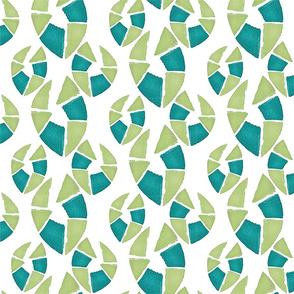 Geometric Paisley (Big)