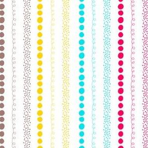 Forest Faire - Bead Curtain Stripe