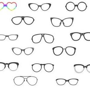 Glasses (PRIDE variant)